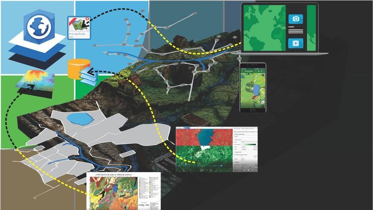 GIS - ArcGIS Pro advanced - easy! | Udemy