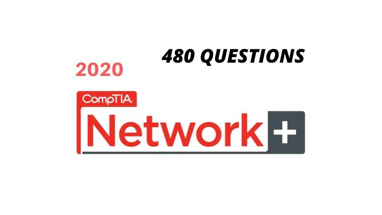 CompTIA Network+ (N10-007) 6 Practice Exams - 2020