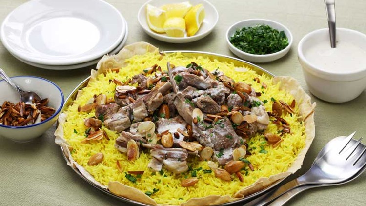 The most famous dish in the Levant and Iraq