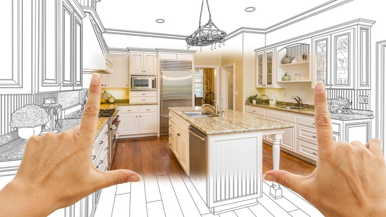 How To Design Your Dream Kitchen Udemy