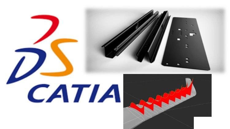 Industry Oriented Program On CATIA V5 Sheet Metal & Surfaces ...