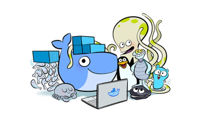[Udemy 100% Free]-Docker, From Zero To Hero: Become a DevOps Docker Master