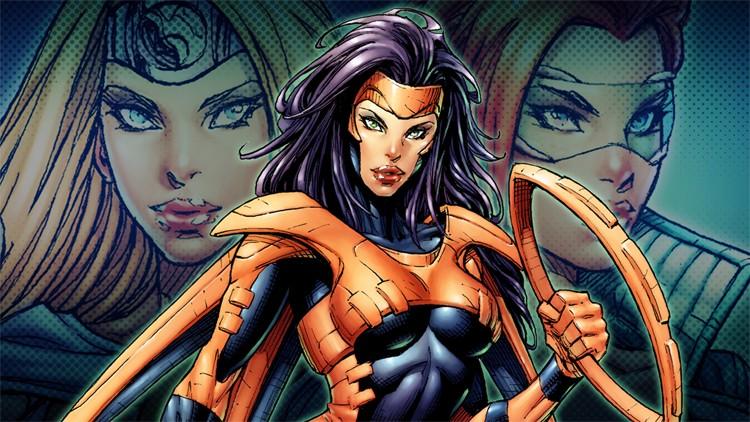 Comic Book Character Creator: Superheroines