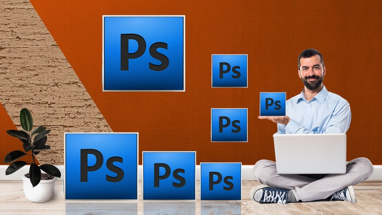 Adobe Photoshop cc from A-Z Beginner to Master