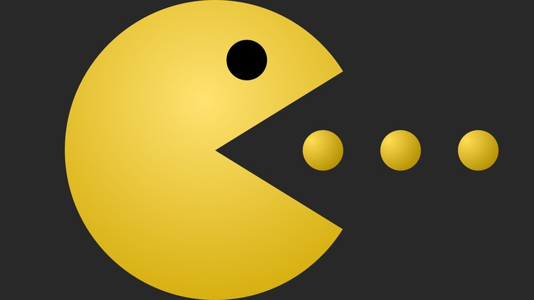 Learn How To Make A Pacman Game In Go | Udemy