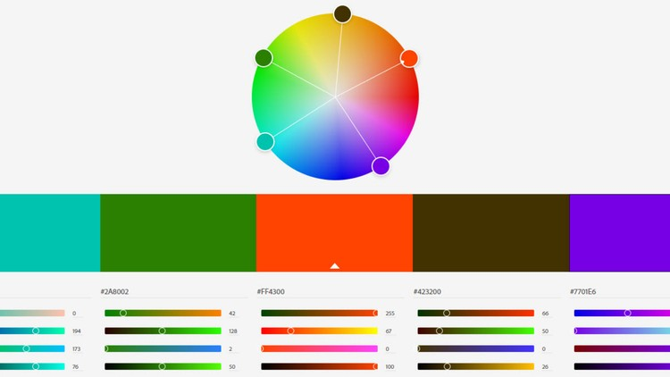 Learning Color Theory With Adobe Color