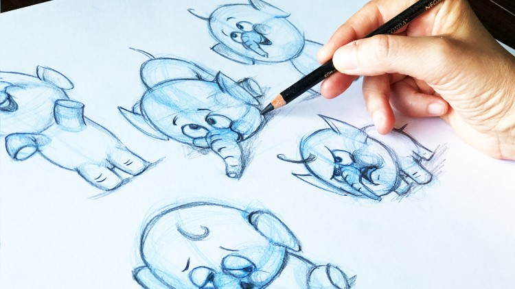 The Ultimate Guide To Drawing Cartoon Characters Udemy