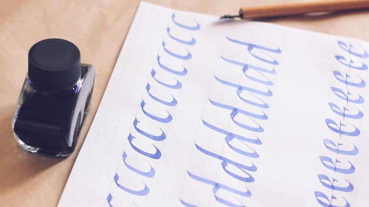 Italic Calligraphy course