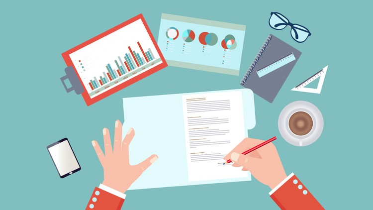 online report writing skills