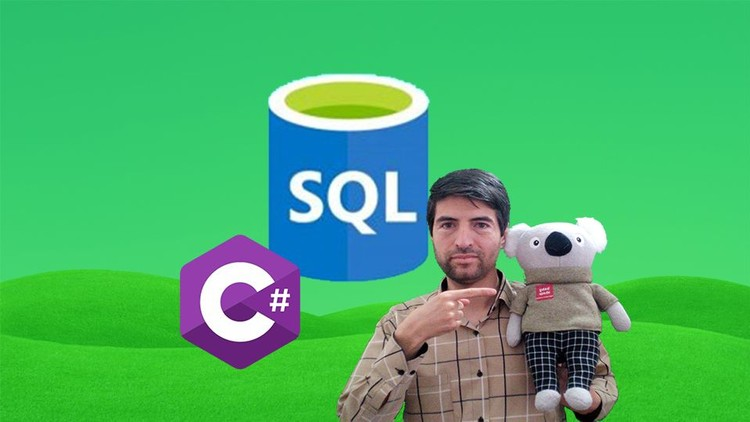 SQL Server in C# : Create Database Apps with C# and SQL