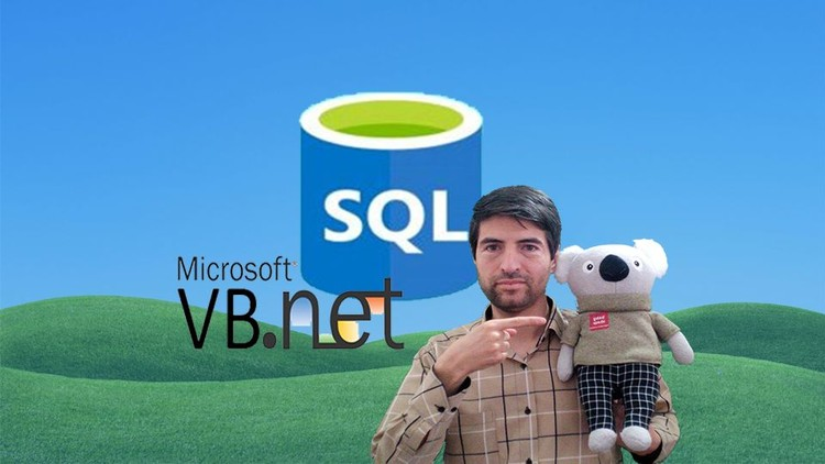 SQL in VB.Net: Create Database Apps with Visual Basic & SQL