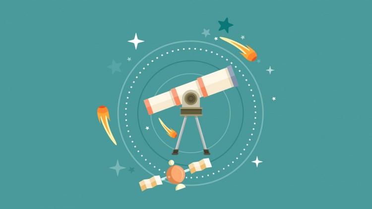 Backyard Astronomy | Udemy