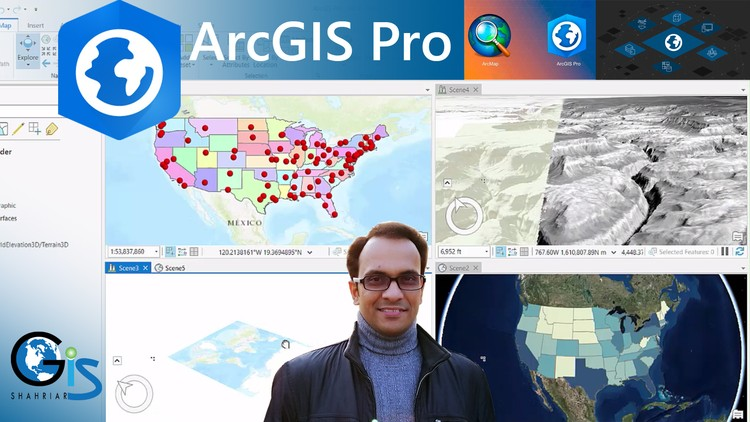 ArcGIS Pro for Smart GIS | Udemy