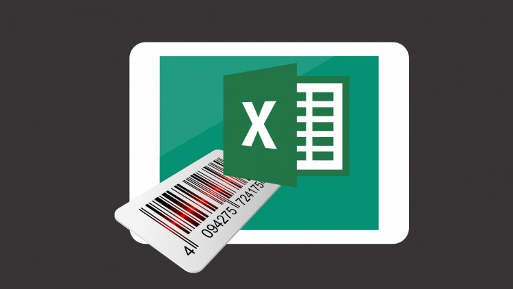 Excel VBA for Business: Barcodes | Udemy