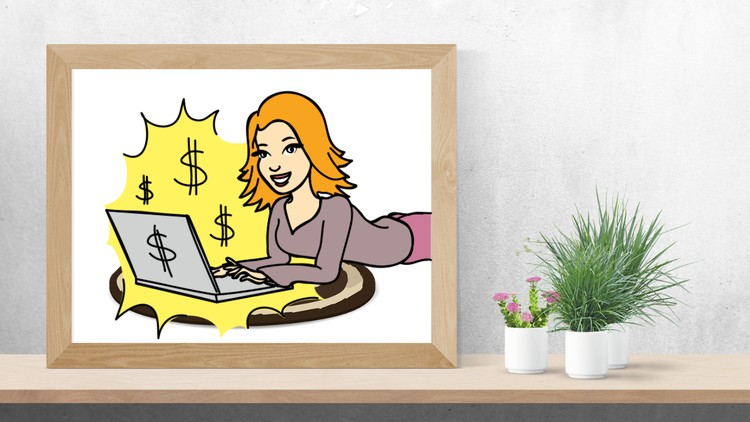 Passive Income - How to Make Printables to Sell on Etsy | Udemy