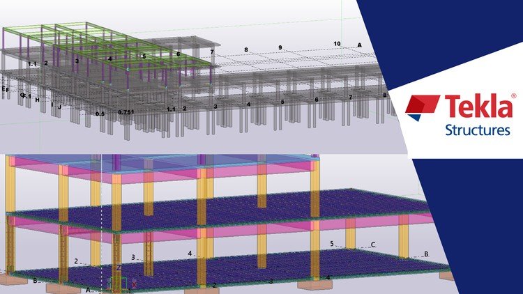 Introduction of Tekla Structures | Udemy
