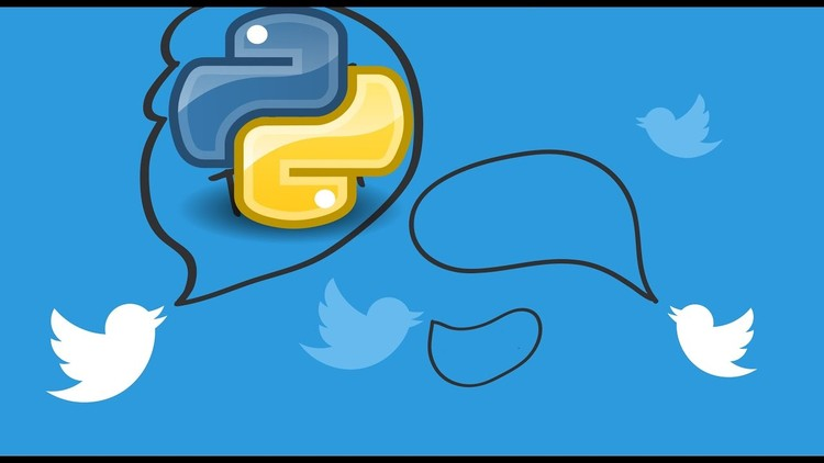 Introduction to Tweepy (Python Twitter library) - part 2 | Udemy