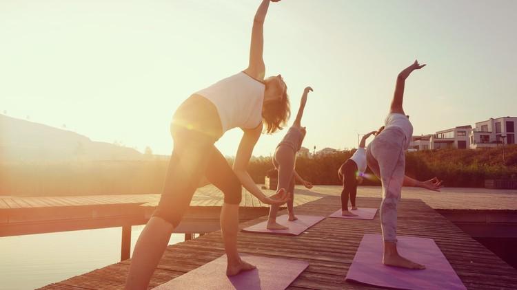 21 Day Yoga Shred Udemy