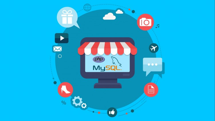 eCommerce Website in PHP & MySQLi (Urdu/Hindi) | Udemy