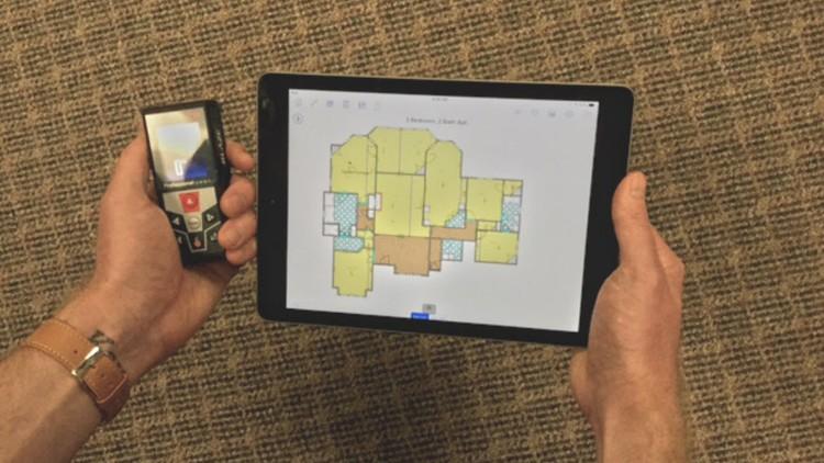 MeasureSquare Mobile: Measure Estimating for Retail Flooring