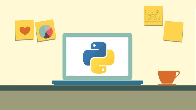 The Complete Python Course: Beginner to Advance | Udemy
