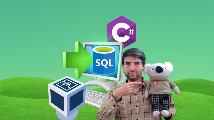 [100% Off UDEMY Coupon] – Expert SQL Server in C#: Publish SQL Apps by C# in Users PC