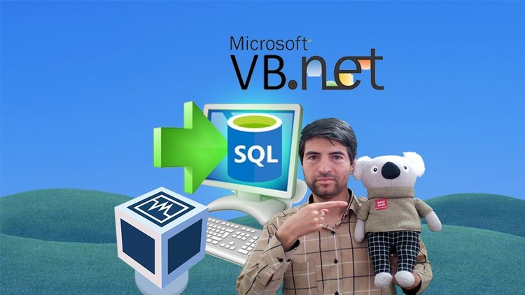 Expert SQL in VB.Net: Publish SQL Apps by VB.Net in Users PC