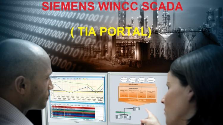 Siemens WinCC SCADA Training 1 (TIA Portal) | Udemy