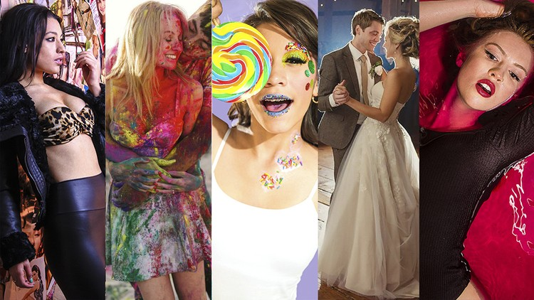 Photography Mood Boards – Models, Kids, Couples, Weddings