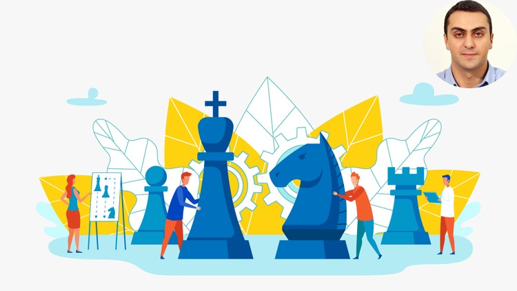 Chess openings: Learn Ruy Lopez for Black with Chess Master