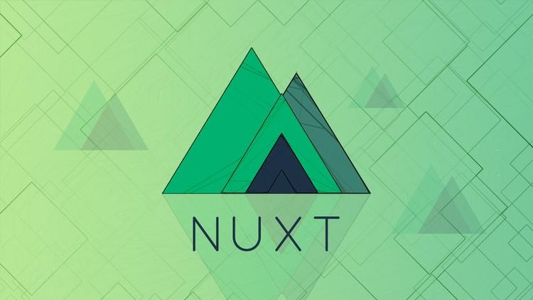 The Complete Nuxt js & Vue js Course | Self Promo App | Udemy