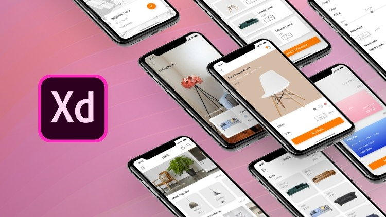 Mobile App Design From Scratch In Adobe Xd 2019 | Udemy
