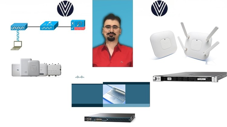 Cisco WLC Training ( How To Install , Configure , Maintain
