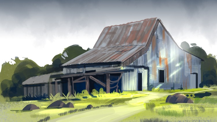 The Complete Sketching and Speedpainting Super Course