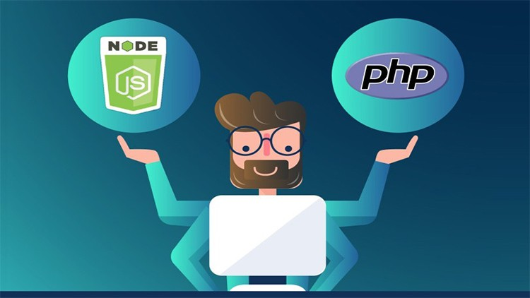 Node Js MongoDb Vs Php Mysql - Build The Same Web Application