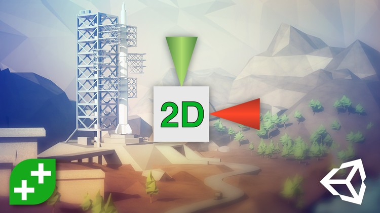 C# Unity Developer 2D: Learn to Code by Making Video Games
