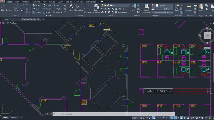 The Complete AutoCAD 2020 learning Course : Hindi