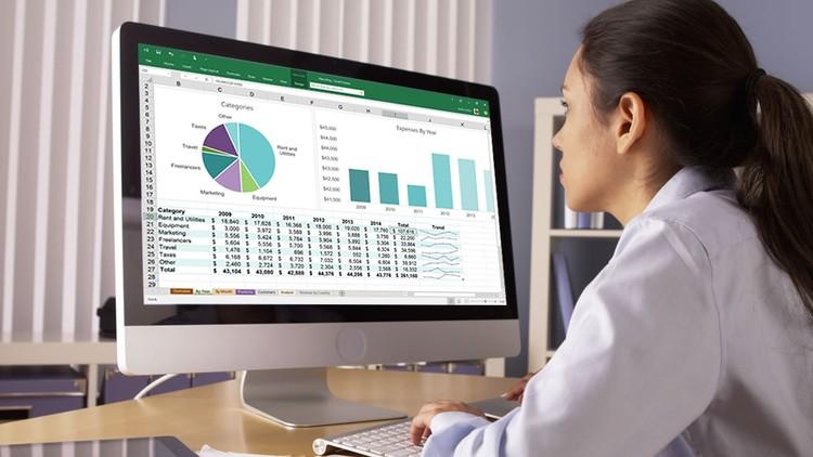 Aprende Microsoft Excel – Desde principiante hasta avanzado