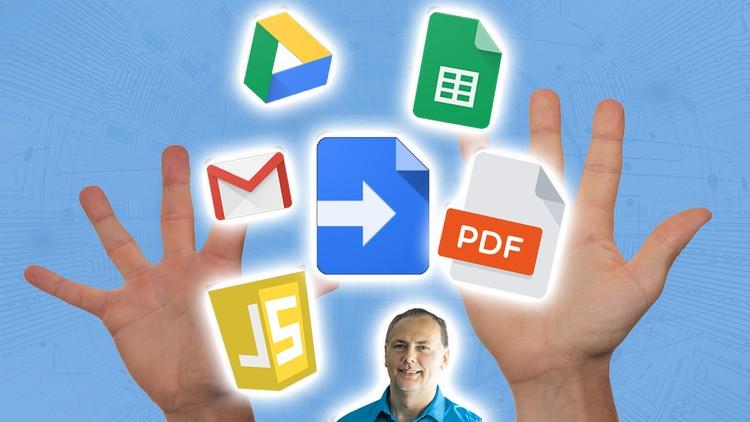 [Udemy 100% Free]-Google Apps Script - Beginners Guide PDF uploader Project