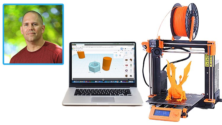 3D Printing and Tinkercad Crash Course