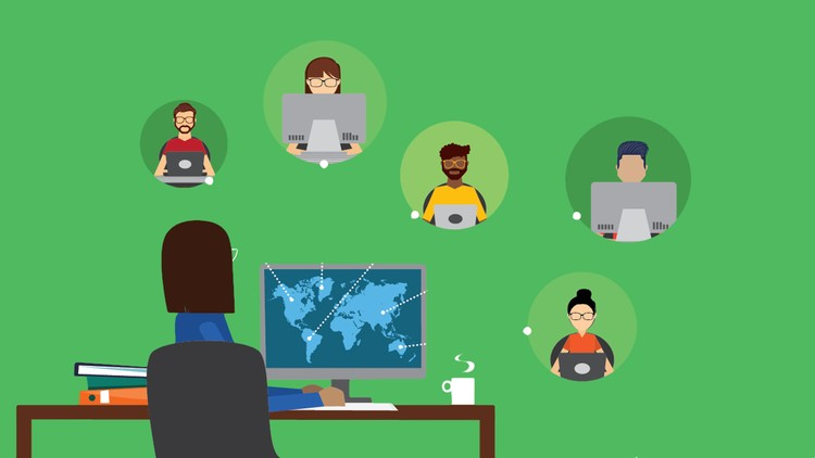 Virtual Teams – Design your successful remote team culture