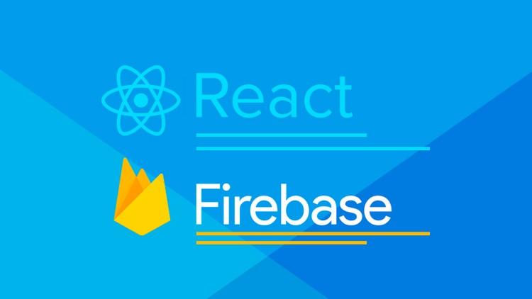 [NEW] React + Firebase: For Beginners