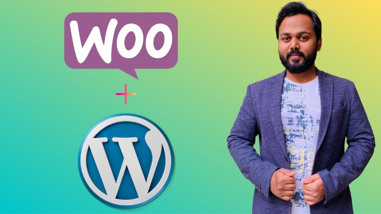 WooCommerce Course – ECommerce Website with WordPress