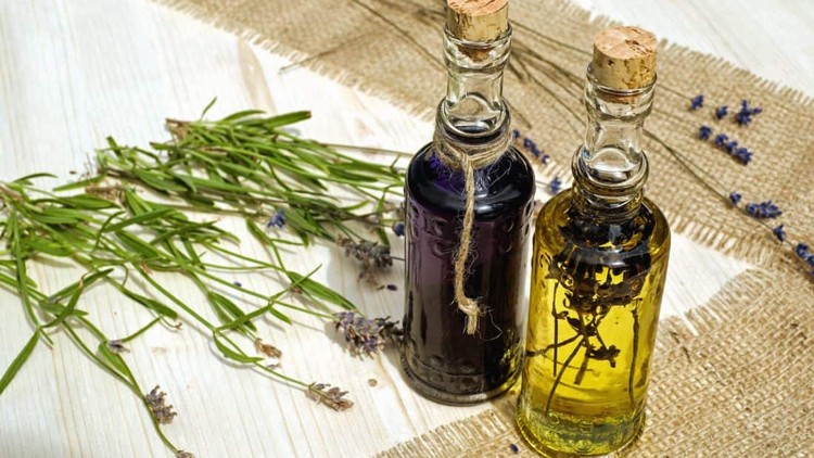 Herbalism : Make Your Own Tinctures, Tonics and Teas