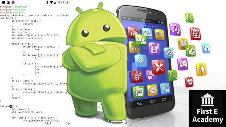 Complete Android App and Java Development: A to Paid Expert™