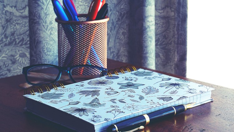 Design a Workbook, Planner or Journal for Amazon Income