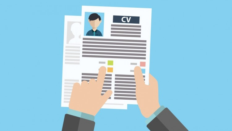 Write A Powerful Resume Using Our Tried Tested Template Udemy