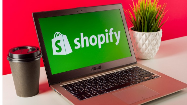 The Complete Shopify Making Money Selling E-books Course