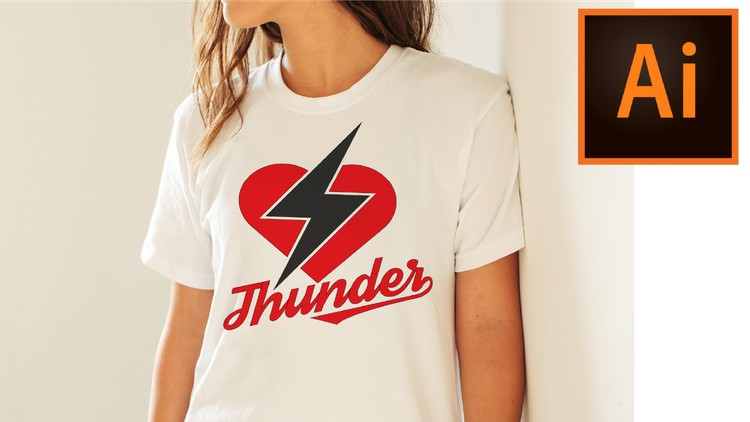 Awesome T-Shirt Design Projects With Adobe Illustrator CC