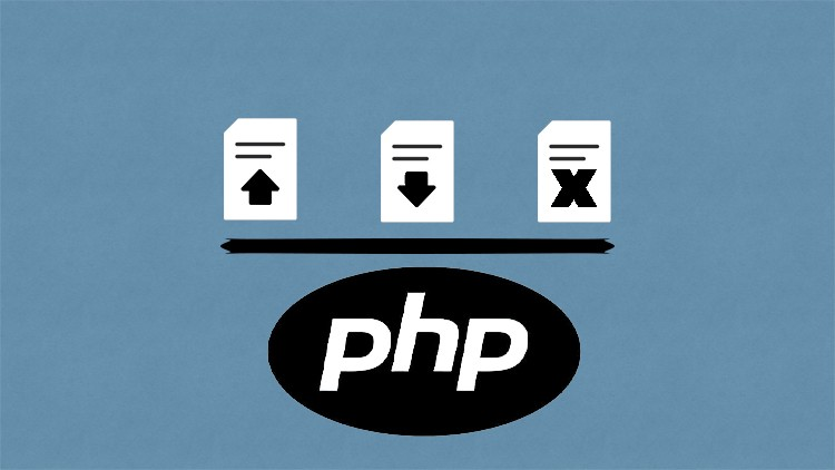 PHP & PDO – Files Manager